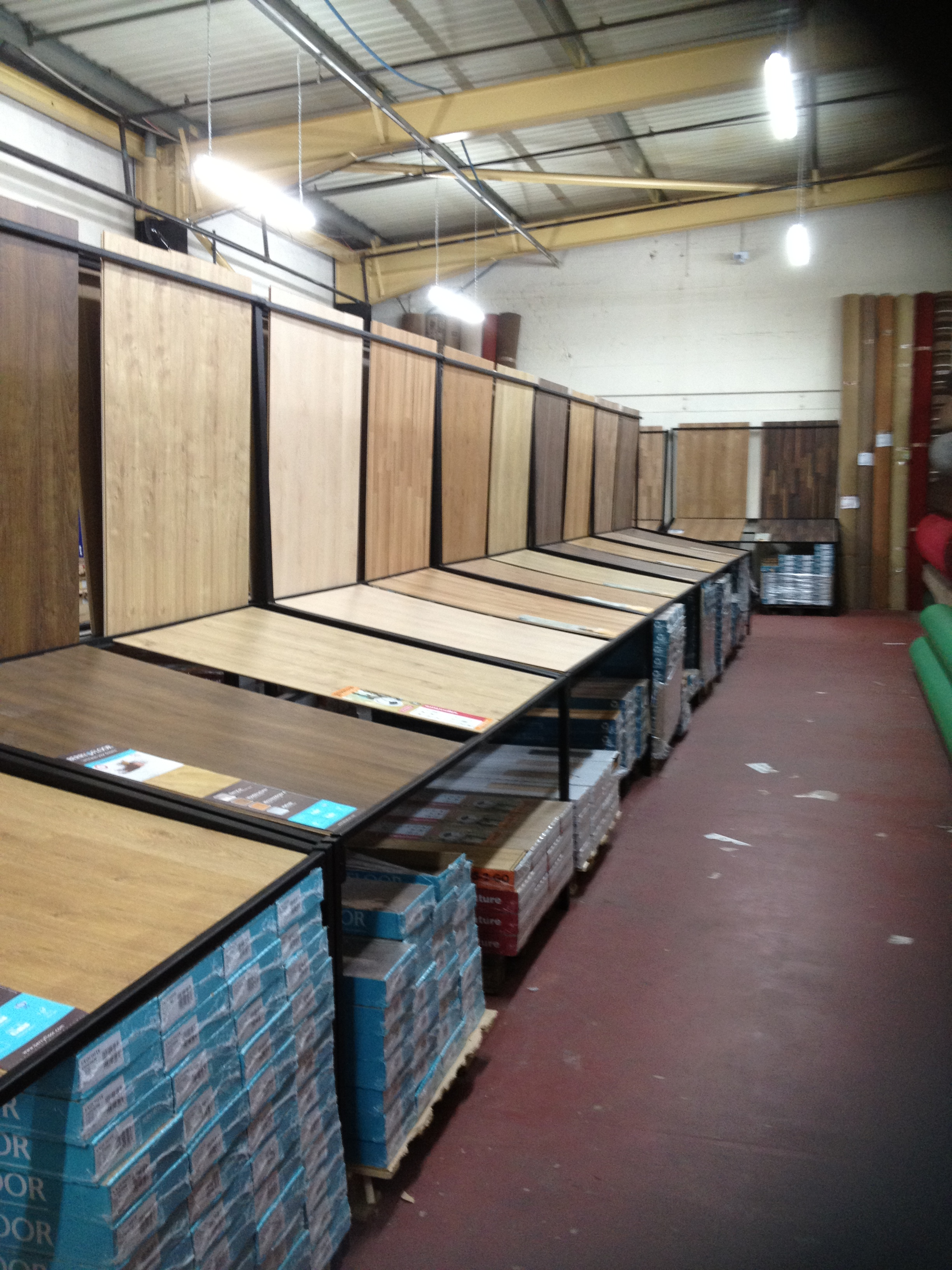 Laminate display uk display stands for Laminate flooring displays