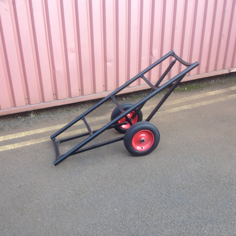 Carpet Trolley On Solid Wheels Large Uk Display Stands