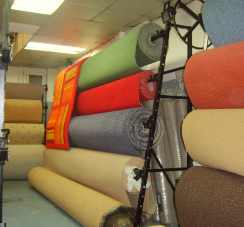 Carpet Stands