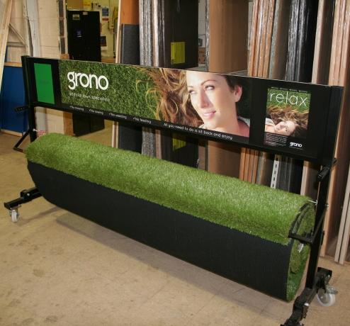 Grass Stands