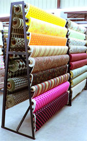 Fabric 16 Roll Stand 1 5m Wide Uk Display Stands