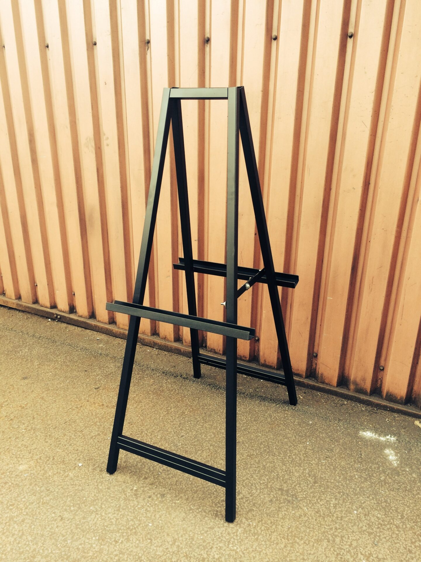 Folding Easel Sign Holder Double Sided Uk Display Stands